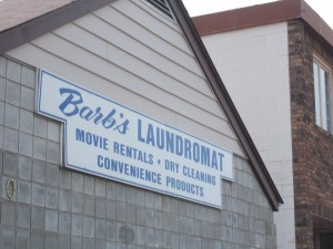 Barbs Laundry Mat Thunder Bay, Ontario