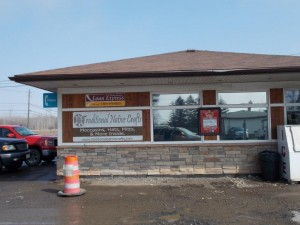 Value Gas Station on Chippewa First Nations #2